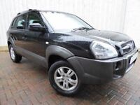 Hyndai Tucson 2.0 Comfort 16v Station Wagon, Immaculate Throughout, Very Low Miles, Fabulous Value