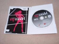 America's Next Top Model Wii Game