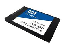 "WD Blue 3D NAND 1TB Internal SSD - SATA III 6Gb/s 2.5""/7mm Solid State Drive - W"