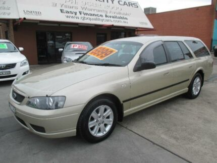2006 Ford Falcon BF XT Wagon !! 4 Speed Auto Seq Sportshift Wagon Granville Parramatta Area Preview