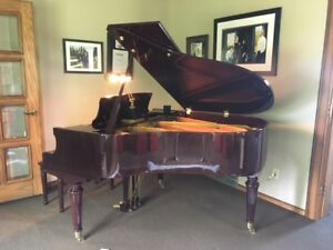 Mint Condition Ritzmuiller Baby Grand! A STEAL at $4999!!