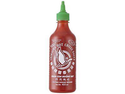ANGEBOT: Große Sriracha Hot Chili Sauce 730 ml Chilli Soße Scharf Thai