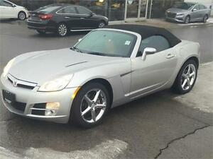 2007 Saturn Sky convertible just 47000 kms