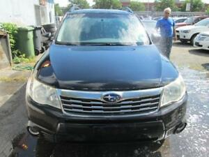 SUBARU FORESTER 2009 AWD LIMITED,LEATHER,ROOF,WARRANTY