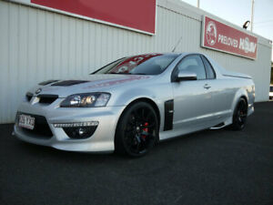 2012 Holden Special Vehicles Maloo E Series 3 MY12.5 R8 6 Speed Manual Utility Avoca Bundaberg City Preview