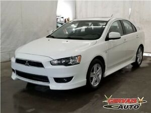 Mitsubishi Lancer SE Limited Toit Ouvrant A/C MAGS 2014