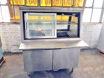 Craig Refrigeration 4 Deli Case Meat Case Remote Restaurants Deli