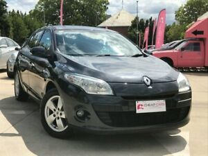 2011 Renault Megane III B32 Dynamique Grey 6 Speed Constant Variable Hatchback South Toowoomba Toowoomba City Preview