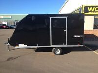 "2016 Ascent 102"" x 12' Hybrid Snow Trailer"