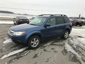 2011 Subaru Forester X CLEAN ONLY 170KM