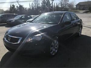 2008 Honda Accord Sdn EX-L MINT!LOW KMS 2 SETS OF TIRES AND RIMS