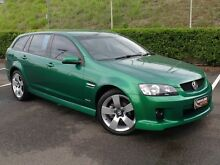 2009 Holden Commodore VE MY10 SV6 Green 6 Speed Automatic Sportswagon Wacol Brisbane South West Preview