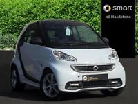 smart fortwo coupe EDITION 21 MHD (white) 2013-11-18