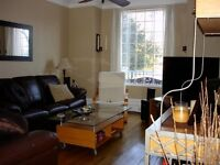 July 1st - Fully Furnished Short Term Glebe Apt – Steps to Canal
