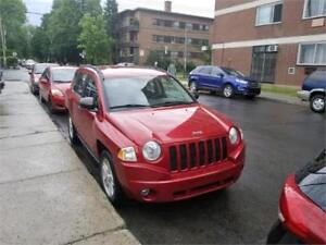 Belle Jeep Compass 2008 4x4,A/C,grpe electric,mag,2.4L,2999$