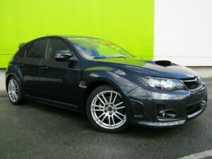 2011 Subaru Impreza MY11 WRX STI Grey 6 Speed Manual Hatchback Underwood Logan Area Preview