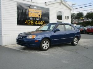 2006 Hyundai Accent HATCHBACK 1.6 L*SPARE SET OF TIRES*