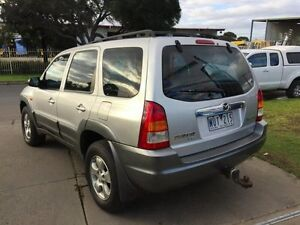 2002 Mazda Tribute LUXURY Luxury 4 Speed Automatic 4x4 Wagon Brooklyn Brimbank Area Preview