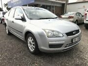 2005 Ford Focus LR LX Silver 4 Speed Automatic Sedan South Geelong Geelong City Preview