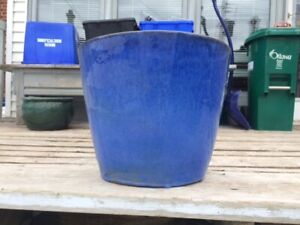 Large Clay Flower Pots