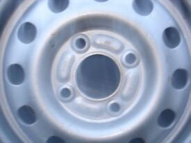 FORD ESCORT VAN WHEEL AND TYRE 165 R13 82T PIRELLI P4 - NORTHWICH CHESHIRE