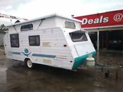 2003 Jayco Freedom Caravan Cannington Canning Area Preview