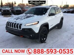 2018 Jeep Cherokee 4X4 TRAILHAWK