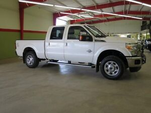 2015 Ford F-250 Lariat Diesel Sunroof Navigation