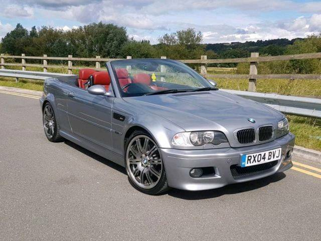 2004 bmw m3 e46 smg ii convertible facelift individual. Black Bedroom Furniture Sets. Home Design Ideas