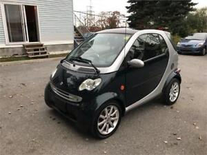 2006 Smart fortwo GRAND STYLE, Safety & ETEST for ON or QC INCL.