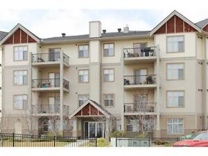 Condo in great shape in the trendy Sommerset Landing building!