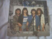 Vinyl LP After Hours – Take Off F M Records WKFM LP89 German Pressing 1988