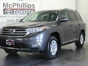 2013 Toyota Highlander V6 4dr All-wheel Drive