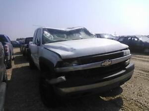 2001 CHEVROLET SILVERADO K2500 6.6L Diesel  For Parts