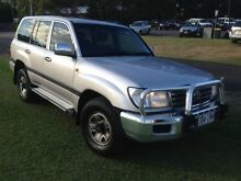 2005 Toyota LandCruiser Wagon Alexandra Headland Maroochydore Area Preview