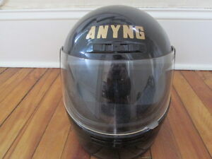 ANYNG Motorcycle Helmet large size