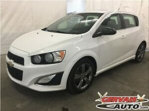 Chevrolet Sonic RS Turbo Cuir Toit Ouvrant MAGS 2014