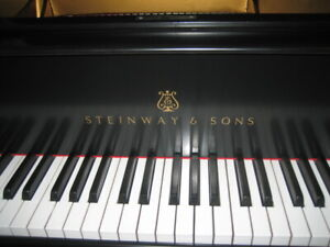 *STEINWAY* O GRAND PIANO & P UPR PIANO. A/ NEW $73333! FOR BOTH!