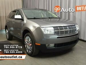 2010 Lincoln MKX Base 4dr All-wheel Drive