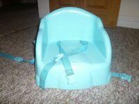 Toddler booster seat, VGC