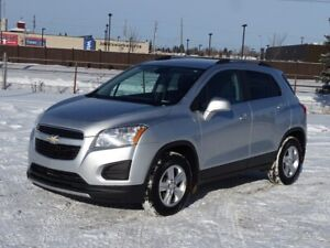 2014 Chevrolet Trax AWD LT Accident Free,  Bluetooth,  A/C,