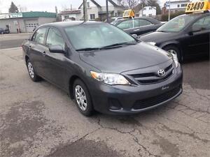 2011 Toyota Corolla 62 000km !!!Financement Disponible!!!