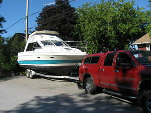 BOAT TRAILER AND DRIVER AVAILABLE