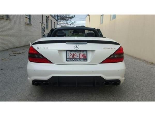 Used 2009 Mercedes-Benz SL-Class