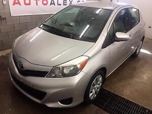 2014 Toyota Yaris LE A/C CRUISE HATCHBACK VITRES ÉLEC. 28$/SEM