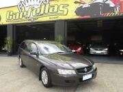 2007 Holden Commodore VZ Acclaim Grey 4 Speed Auto Active Select Wagon O'Connor Fremantle Area Preview