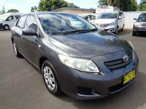 2009 Toyota Corolla ZRE152R Ascent Graphite 6 Speed Manual Sedan West Ballina Ballina Area Preview