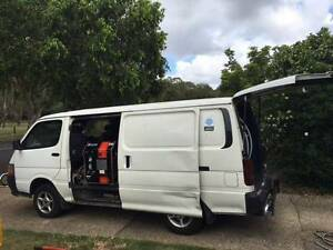 SUPERCUBE 33 TRUCKMOUNT CARPET CLEANING MACHINE Cannon Hill Brisbane South East Preview