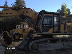 For Sale 2001 Hyundai LC3 210 excavator