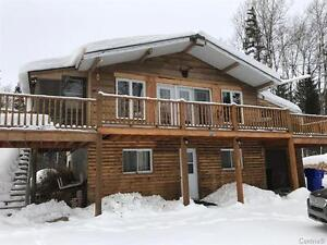Chalet 4 saisons - St-Michel-des-Saints - 21620525